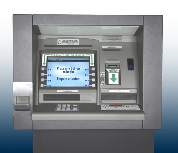 Pay Cash for Scrap With NCR ATMs