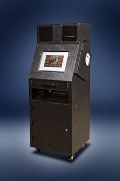 Scrap Dragon Kiosk Transact Payment Systems