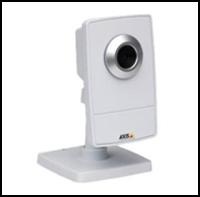 Axis M1011 Scrap Yard Camera