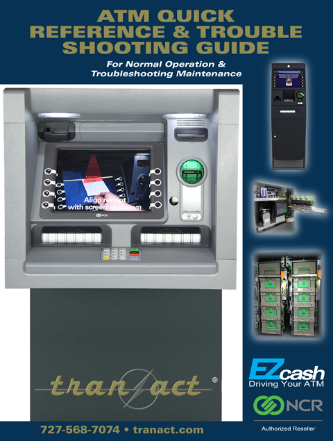 Guide to ATM and EZcash