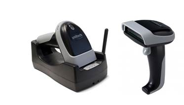 Unitech Wireless Scanner