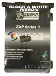 Zebra Series 1 Black Ribbon