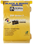 Zebra Series 3 Black Ribbon