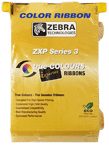 Zebra Series 3 Color Ribbon