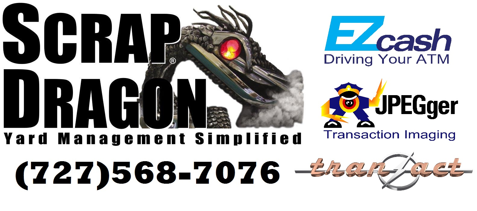 Scrap Dragon Xtreme – Launches a New Website for Our Scrap